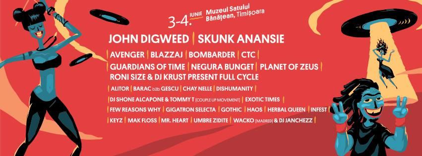 Revolution Festival Timișoara 2016