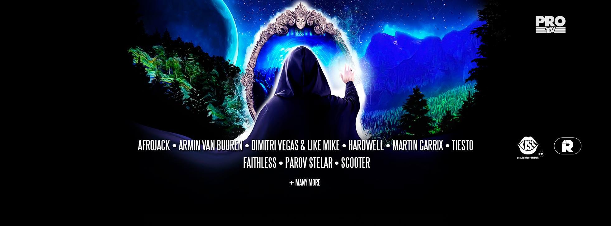Chase and Status DJ Set, Dub Fx, Netsky DJ Set, Pendulum & Verse DJ Set, Rudimental, LTJ Bukem + others la  UNTOLD Festival 2016