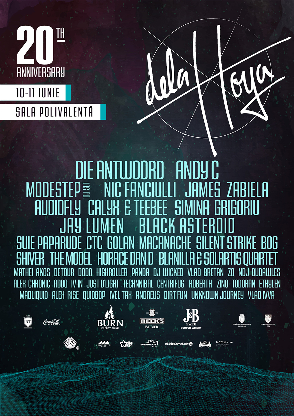 Delahoya 2016 - 20th Anniversary