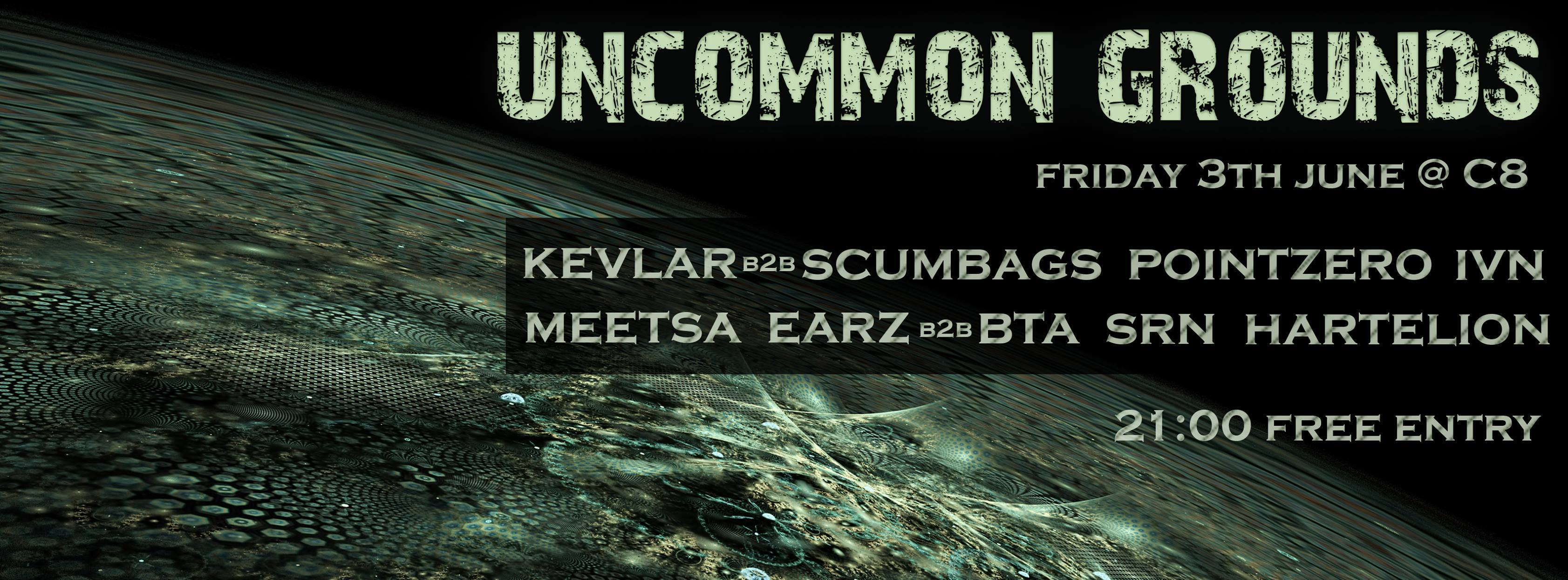 ✘ Uncommon Grounds ✘ The last Chapter (V.4)