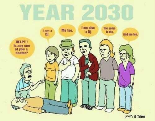 2030 dnb funny