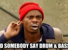 do I hear dnb