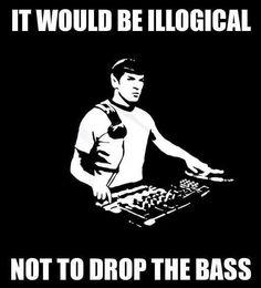 drop the bass DNB