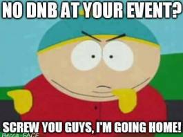 Eric Theodore Cartman Dnb
