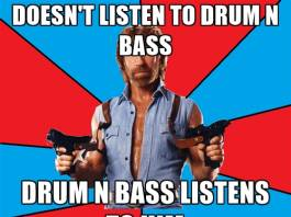 Chuck Norris dnb