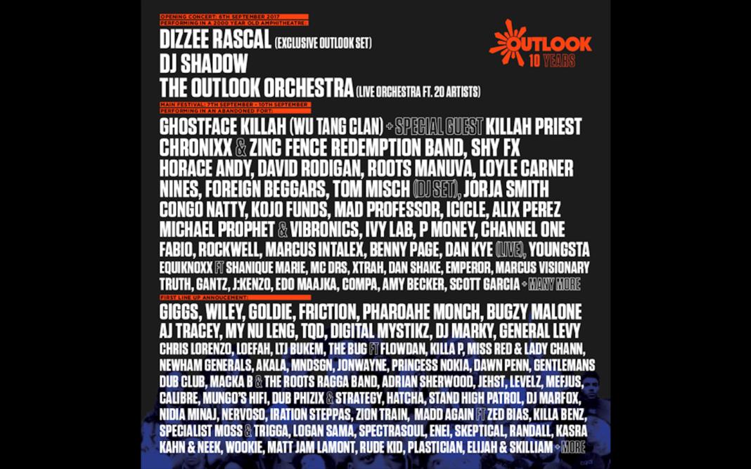 Outlook festival 2017
